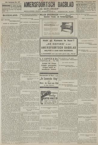 Amersfoortsch Dagblad / De Eemlander 1927-11-03
