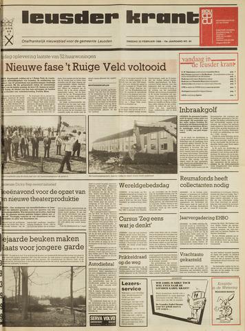 Leusder Krant 1988-02-23