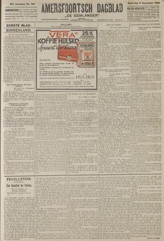 Amersfoortsch Dagblad / De Eemlander 1926-12-11