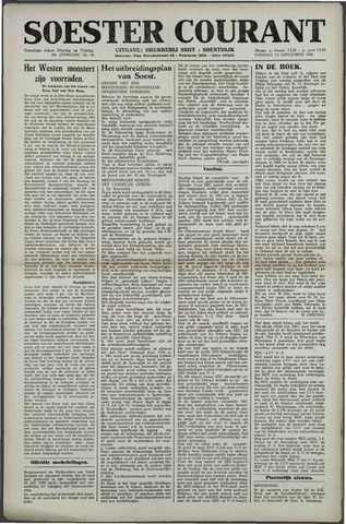 Soester Courant 1948-09-14