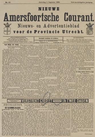 Nieuwe Amersfoortsche Courant 1905-08-05