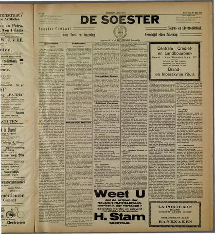 De Soester 1921-07-30