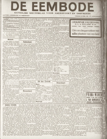 De Eembode 1920-02-13