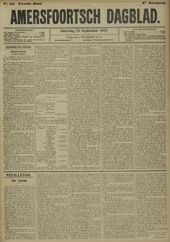 Amersfoortsch Dagblad 1905-09-23