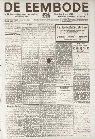 De Eembode 1923-05-08