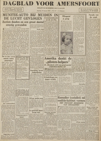 Dagblad voor Amersfoort 1947-01-18