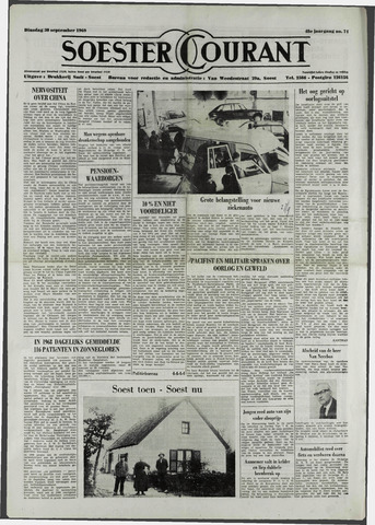 Soester Courant 1969-09-30