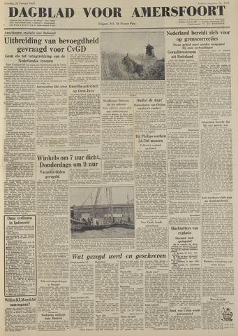 Dagblad voor Amersfoort 1949-01-22