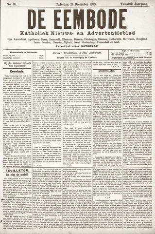 De Eembode 1898-12-24