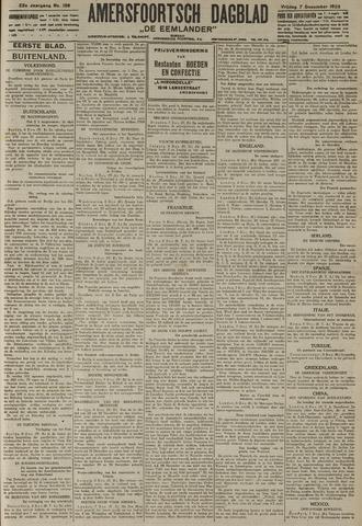 Amersfoortsch Dagblad / De Eemlander 1923-12-07
