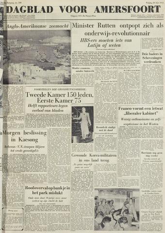 Dagblad voor Amersfoort 1951-07-20