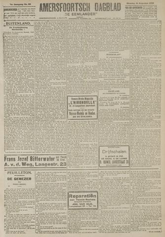 Amersfoortsch Dagblad / De Eemlander 1922-08-15