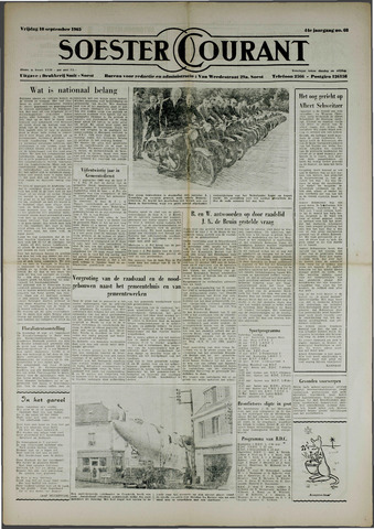 Soester Courant 1965-09-10