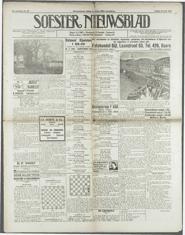 Soester Courant 1927-04-15