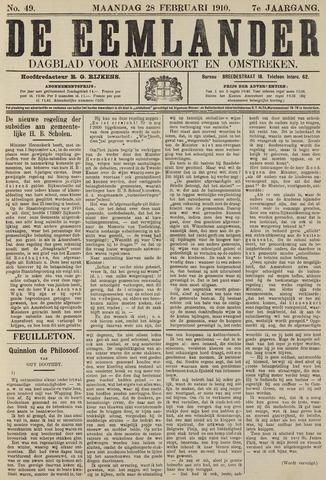 De Eemlander 1910-02-28