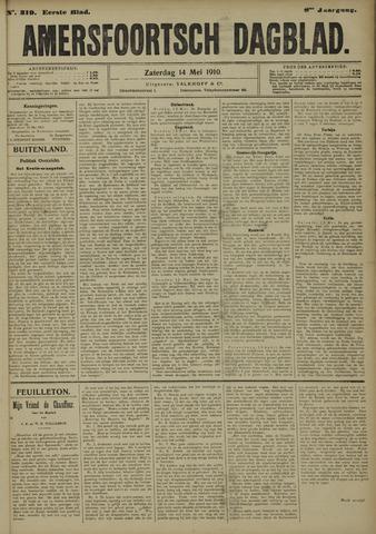 Amersfoortsch Dagblad 1910-05-14