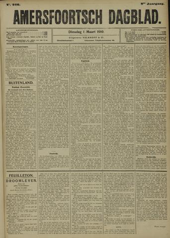 Amersfoortsch Dagblad 1910-03-01