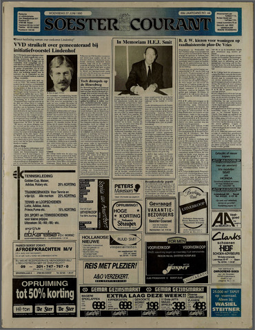 Soester Courant 1990-06-27