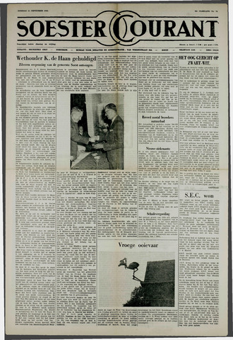 Soester Courant 1964-09-15