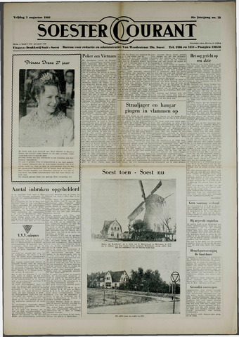 Soester Courant 1966-08-05