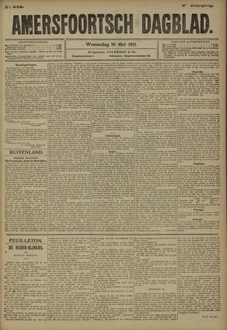 Amersfoortsch Dagblad 1911-05-10