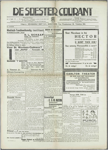 Soester Courant 1935-11-29
