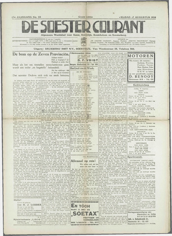 Soester Courant 1934-08-17