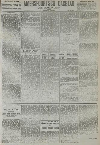Amersfoortsch Dagblad / De Eemlander 1921-04-18
