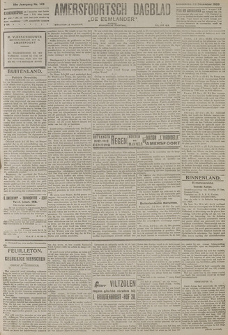 Amersfoortsch Dagblad / De Eemlander 1920-12-23
