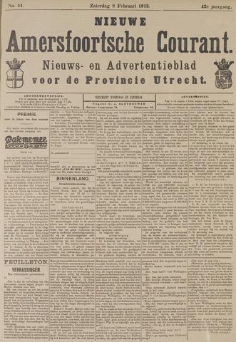 Nieuwe Amersfoortsche Courant 1913-02-08