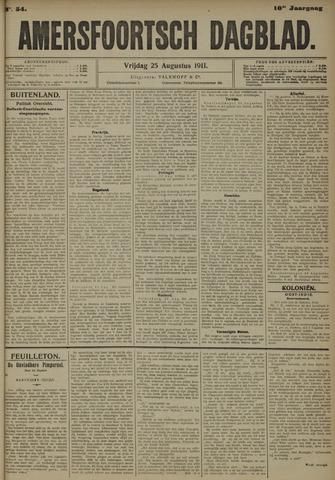 Amersfoortsch Dagblad 1911-08-25
