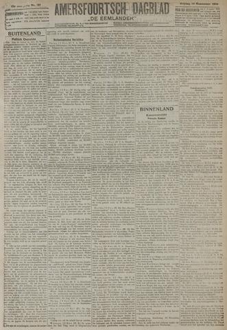 Amersfoortsch Dagblad / De Eemlander 1919-11-14