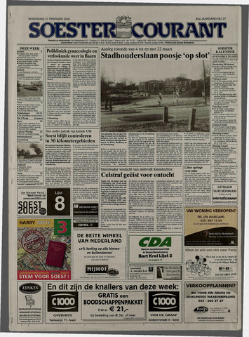 Soester Courant 2002-02-27