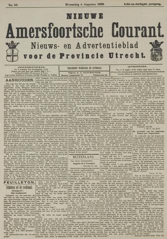 Nieuwe Amersfoortsche Courant 1909-08-04