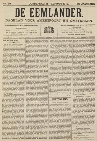De Eemlander 1912-02-15