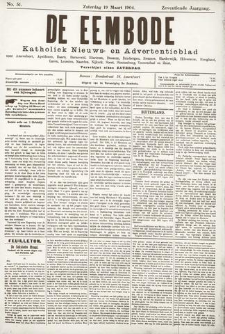 De Eembode 1904-03-19