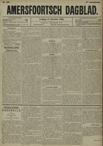 Amersfoortsch Dagblad 1908-10-16