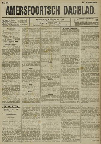 Amersfoortsch Dagblad 1904-08-04