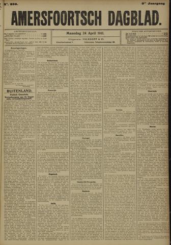 Amersfoortsch Dagblad 1911-04-24