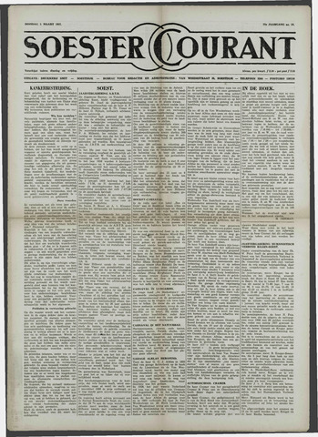Soester Courant 1957-03-05