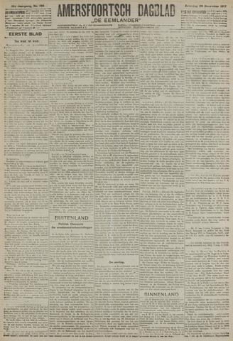 Amersfoortsch Dagblad / De Eemlander 1917-12-29