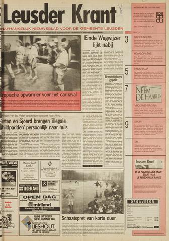 Leusder Krant 1992-01-29