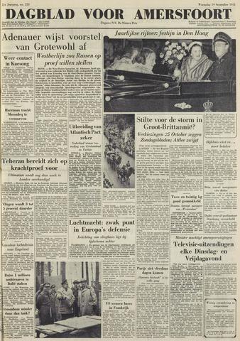 Dagblad voor Amersfoort 1951-09-19