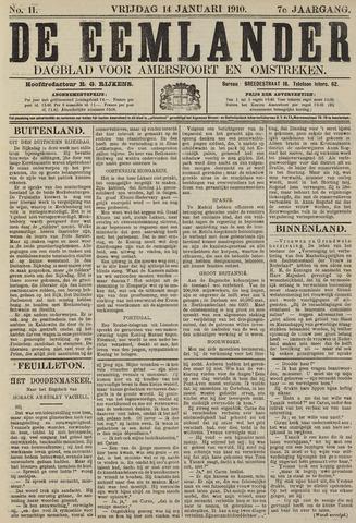 De Eemlander 1910-01-14