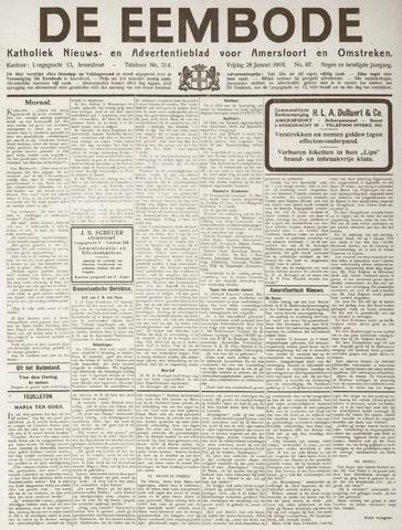 De Eembode 1916-01-28