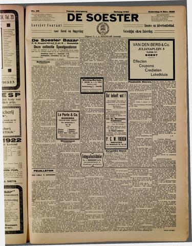 De Soester 1922-11-11