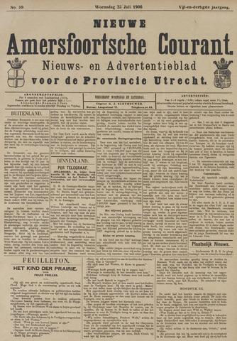 Nieuwe Amersfoortsche Courant 1906-07-25