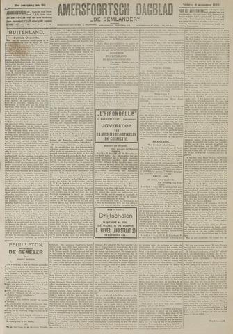 Amersfoortsch Dagblad / De Eemlander 1922-08-04