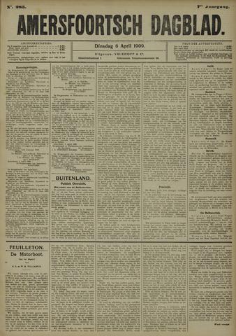 Amersfoortsch Dagblad 1909-04-06