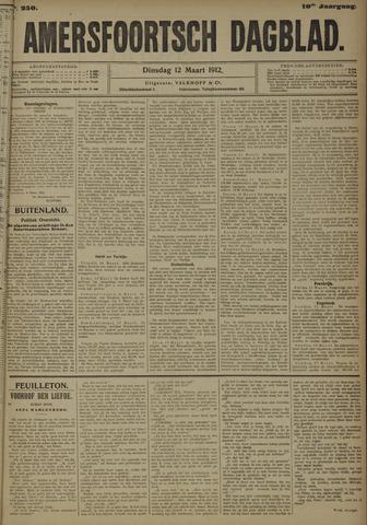 Amersfoortsch Dagblad 1912-03-12